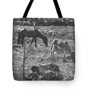 Grazing Tote Bag by Michael Peychich