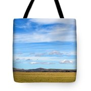 Grazing Sheep - Maniototo Plain Tote Bag