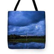 Grean Cay Storm 4 Tote Bag