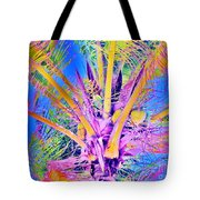 Great Abaco Palm Tote Bag