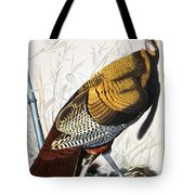 Great American Turkey Tote Bag