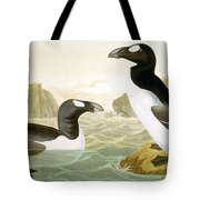 Great Auk (alka Impennis): Tote Bag