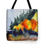 Great Balls Of Fire Tote Bag