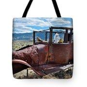 Great Basin Jalopy Tote Bag