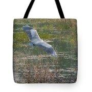 Great Blue Heron 2 Tote Bag