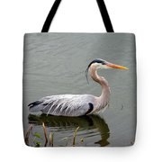 Great Blue Heron 4 Tote Bag