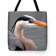 Great Blue Heron 5 Tote Bag