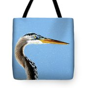 Great Blue Walter Tote Bag