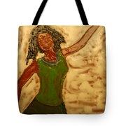 Great Change - Tile Tote Bag