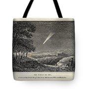 Great Comet Of 1811 Tote Bag