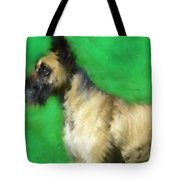 Great Dane Portrait  Tote Bag