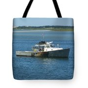 Great Day For A Wreck Tote Bag