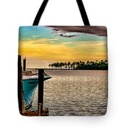 Great Day To Fish Tote Bag
