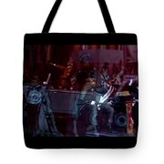 Great Dictators As Tin Men Tote Bag