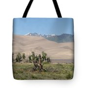 Great Dunes Trifective Range  Tote Bag
