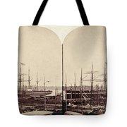 Great Eastern 1859 Tote Bag by Granger