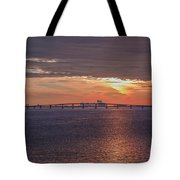 Great Egg Harbor Ocean City New Jersey Tote Bag