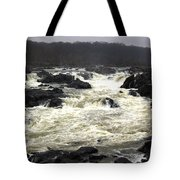 Great Falls Potomac River Maryland Tote Bag