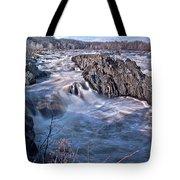 Great Falls Virginia Tote Bag