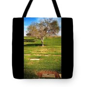 Great Grandma Buried Tote Bag
