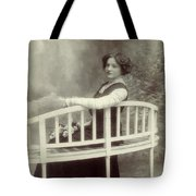 Great Grandmother Tote Bag by Wim Lanclus