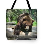 Great Grizzly's Tote Bag