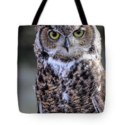 Great Horned Owl IIi Tote Bag