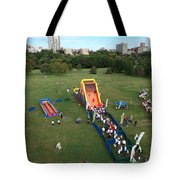 Great Inflatable Race Tote Bag