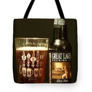 Great Lakes Brewery  Tote Bag