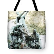 Great Lakes Fountain Tote Bag