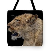 Great Lioness Tote Bag