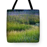 Great Marsh Grass Tote Bag