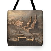 Great Memnonian Tote Bag