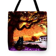 Great Oak Of Tara Tote Bag