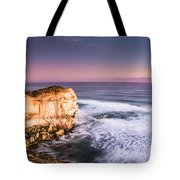 Great Ocean Road Seascape Tote Bag