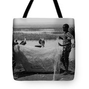 Great Rift Fishermen Tote Bag