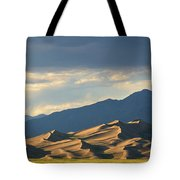 Great Sand Dunes, Colorado Tote Bag