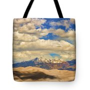 Great Sand Dunes National Monument Tote Bag by James BO  Insogna