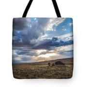 Great Sand Dunes Stormbreak Tote Bag