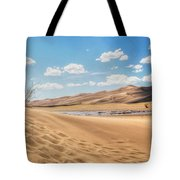 Great Sand Dunes Tote Bag