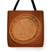 Great Seal Of The State Of New Mexico 1912 Tote Bag
