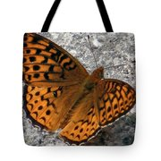 Great Spangled Fritterlary Tote Bag