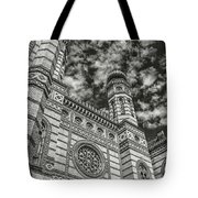 Great Synagogue Tote Bag