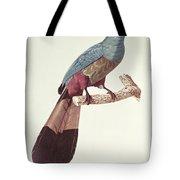Great Touraco Tote Bag