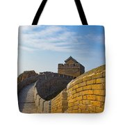 Great Wall Of China Tote Bag