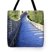 Great Wall Pathway Tote Bag