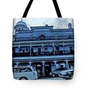 Great Western Perth Cyan Tote Bag
