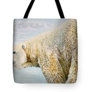 Great White Hunter Tote Bag