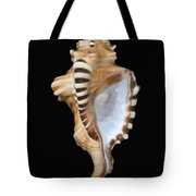 Great White Tooth Tote Bag