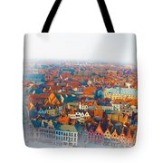 Greatest Small Cities In The World Tote Bag